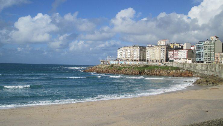A Coruña Paseo Marítimo